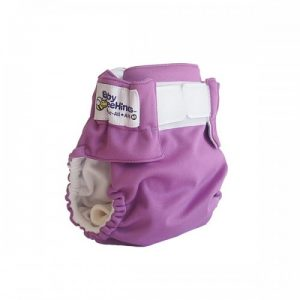 baby beehinds magic all orchid velcro