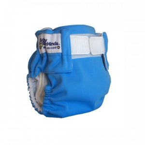 baby beehinds magic all purest blue velcro