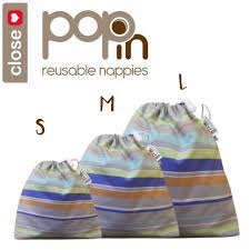 close parent wet bag pastel