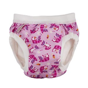 imse vimse training pants pink racoon