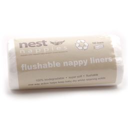 nest nappies one use liners