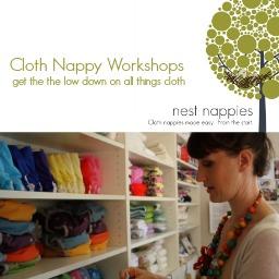Cloth for newborns workshop