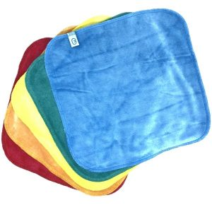 bubblebubs bamboo velour cloth wipes