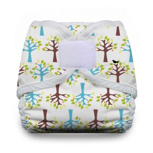 Thirsties diaper cover blackbird