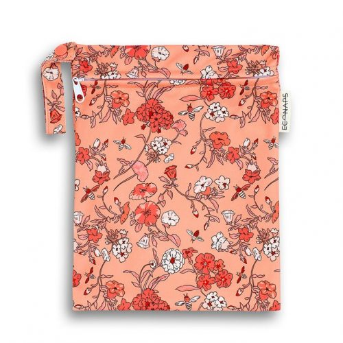 econaps mini wet bag vintage blossoms