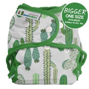 best bottom nappy cover prickly cactus