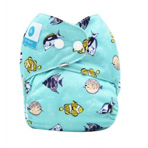 itti swim nappy bubbles