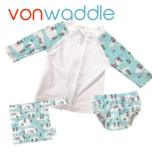 bubblebubs droplets swim set von waddle