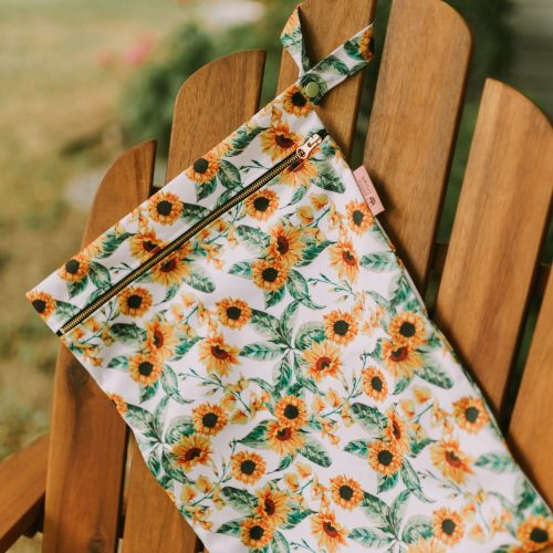 PETITE CROWN MEDIUM WET BAG SOLEIL