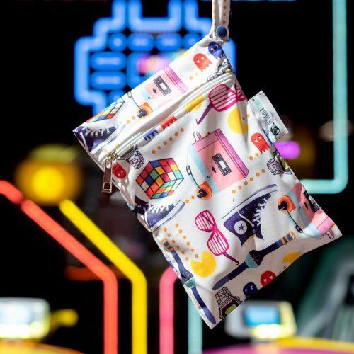designer bums mini wet bag