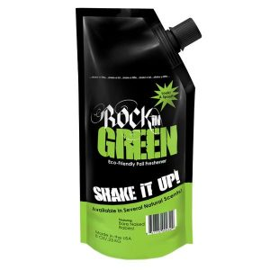 rocking green shake it up