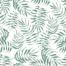 bare + boho palm frond