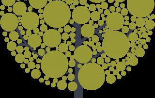 nest nappies tree logo